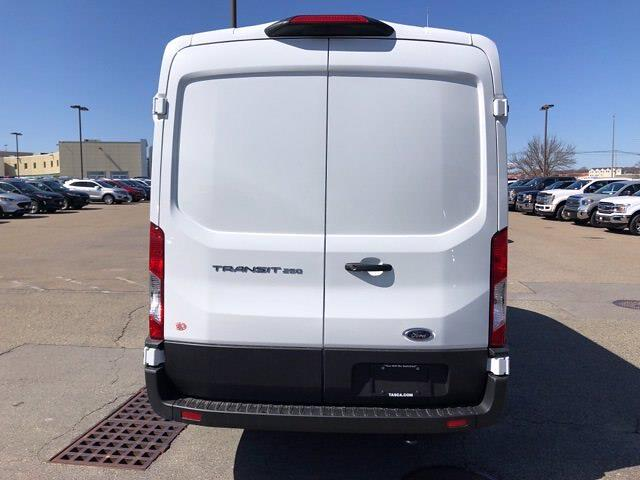 2021 Ford Transit 250 Medium Roof 4x2, Empty Cargo Van #CR8129 - photo 5