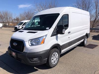 2021 Ford Transit 250 Medium Roof 4x2, Empty Cargo Van #CR8129 - photo 1