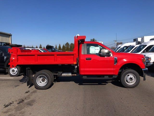 2020 Ford F-350 Regular Cab DRW 4x4, Dump Body #CR8174 - photo 3