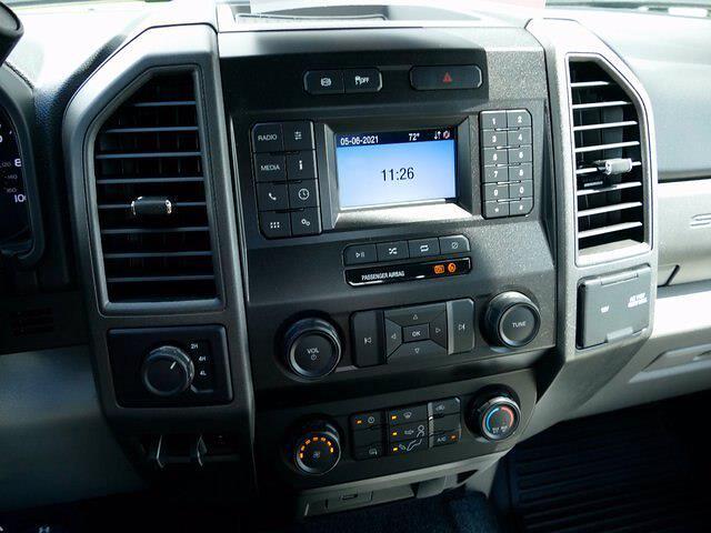 2020 Ford F-550 Regular Cab DRW 4x4, Knapheide Value-Master X Stake Bed #CR8272A - photo 12