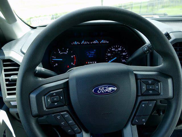 2020 Ford F-550 Regular Cab DRW 4x4, Knapheide Value-Master X Stake Bed #CR8272A - photo 13