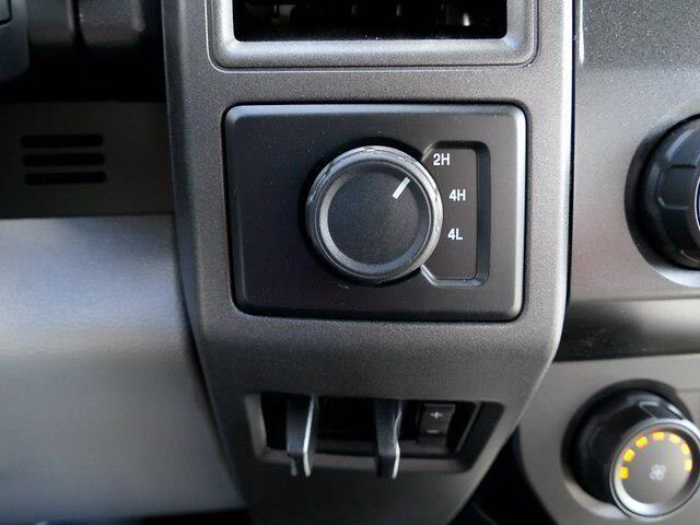 2020 Ford F-550 Regular Cab DRW 4x4, Knapheide Value-Master X Stake Bed #CR8272A - photo 18