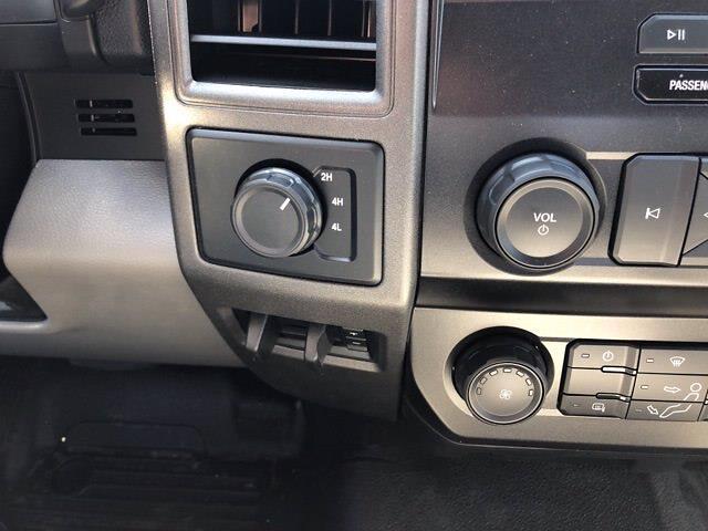 2021 Ford F-350 Regular Cab DRW 4x4, SH Truck Bodies Platform Body #CR8311 - photo 10