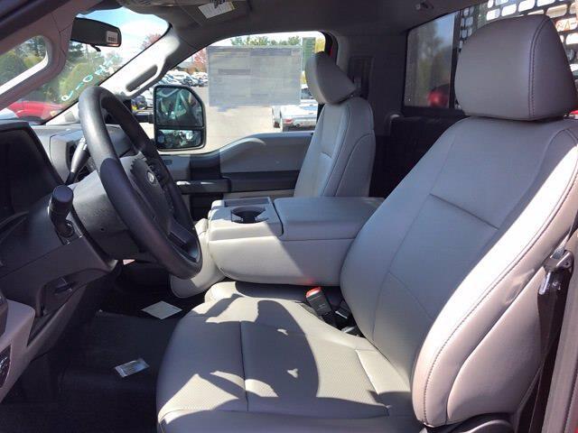 2021 Ford F-350 Regular Cab DRW 4x4, SH Truck Bodies Platform Body #CR8311 - photo 6