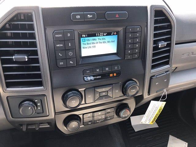 2021 Ford F-350 Regular Cab DRW 4x4, SH Truck Bodies Platform Body #CR8311 - photo 9