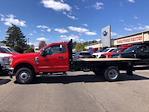2021 Ford F-350 Regular Cab DRW 4x4, SH Truck Bodies Platform Body #CR8311 - photo 3