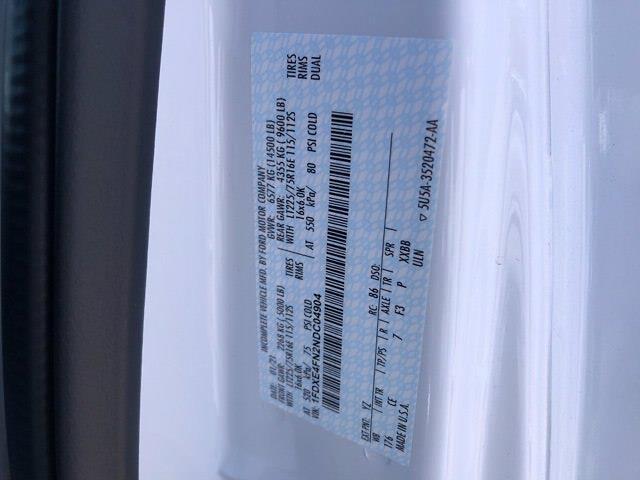2022 Ford E-450 4x2, Dejana DuraCube Cutaway Van #CR8340 - photo 7