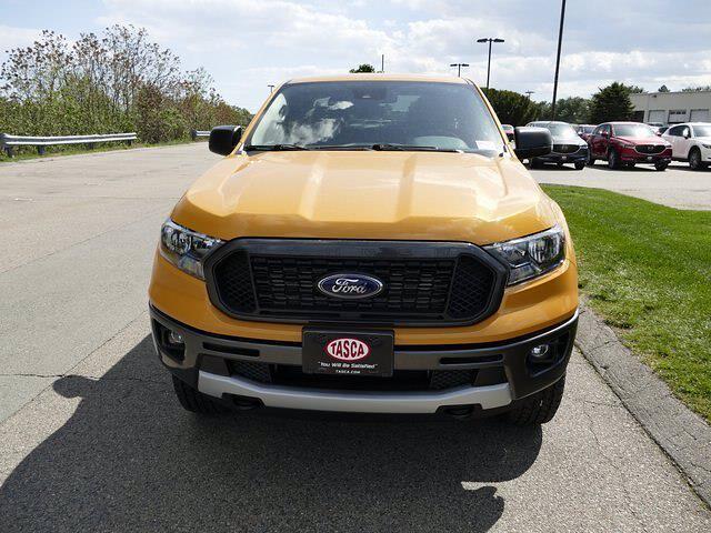 2021 Ford Ranger Super Cab 4x4, Pickup #CR8398 - photo 3