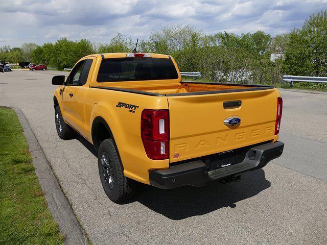 2021 Ford Ranger Super Cab 4x4, Pickup #CR8398 - photo 5