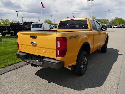 2021 Ford Ranger Super Cab 4x4, Pickup #CR8398 - photo 2