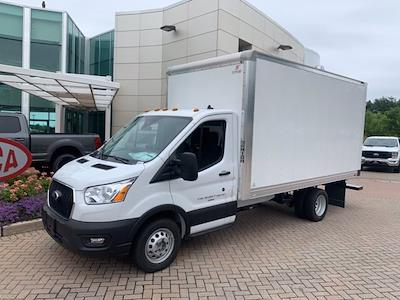 2020 Transit 350 HD Low Roof DRW 4x2,  Supreme Iner-City Cutaway Van #CR8401 - photo 1
