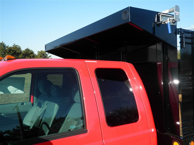 2016 F-550 Super Cab DRW 4x4, Reading Stake Bed #CR9599 - photo 9
