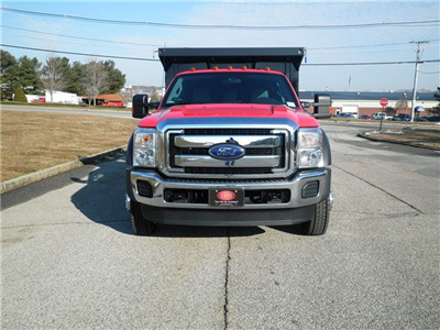 2016 F-550 Super Cab DRW 4x4, Reading Stake Bed #CR9599 - photo 4