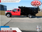 2016 F-550 Super Cab DRW 4x4, Reading Stake Bed #CR9599 - photo 1