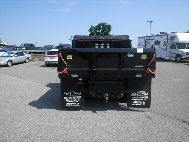 2016 F-550 Super Cab DRW 4x4, Reading Dump Body #CR9669 - photo 3