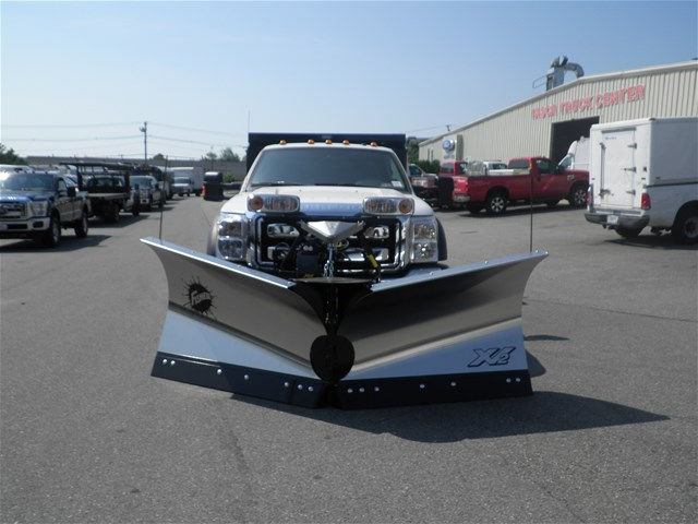 2016 F-550 Super Cab DRW 4x4, Reading Dump Body #CR9669 - photo 2