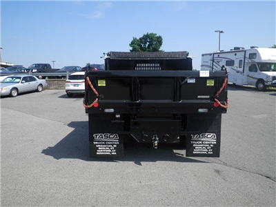 2016 F-550 Super Cab DRW 4x4, Reading Marauder Standard Duty Dump Dump Body #CR9669 - photo 3