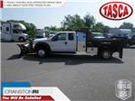 2016 F-550 Super Cab DRW 4x4, Reading Dump Body #CR9669 - photo 1