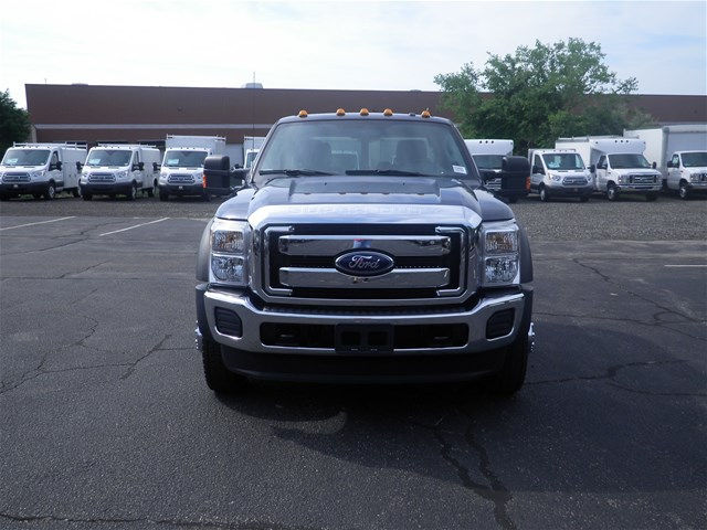2016 F-550 Super Cab DRW 4x4, Cab Chassis #CR9687 - photo 4