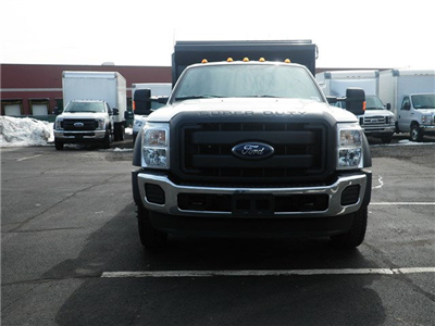 2016 F-550 Crew Cab DRW 4x4, Rugby Landscape Dump #CR9840 - photo 14