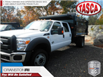 2016 F-550 Crew Cab DRW 4x4, Rugby Landscape Dump #CR9840 - photo 1