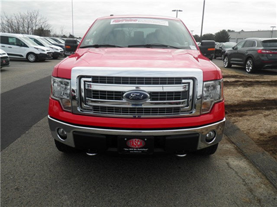 2014 F-150 Super Cab 4x4, Pickup #IP3716 - photo 3