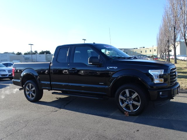 2017 F-150 Super Cab 4x4,  Pickup #IP4218 - photo 2