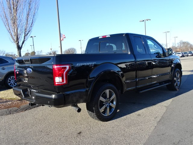 2017 F-150 Super Cab 4x4,  Pickup #IP4218 - photo 3