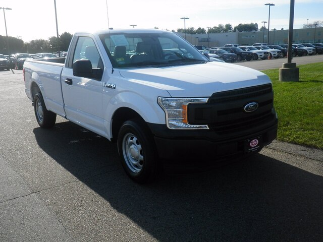 2019 Ford F-150 Regular Cab RWD, Pickup #IP6023 - photo 1