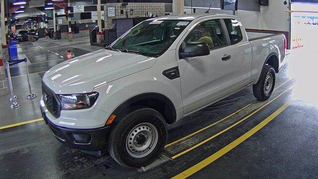 2020 Ford Ranger Super Cab 4x2, Pickup #IP6330 - photo 1