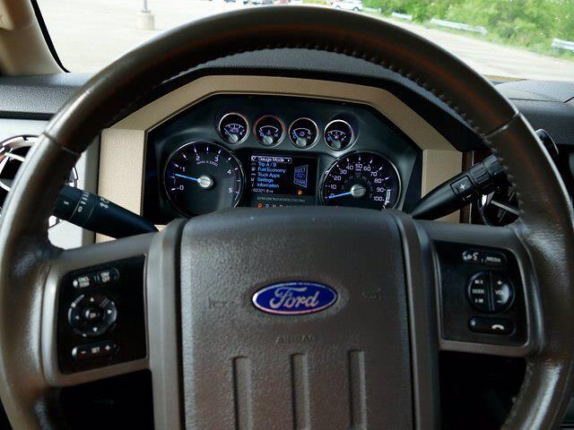 2013 Ford F-350 Crew Cab 4x4, Pickup #IP6623A - photo 15