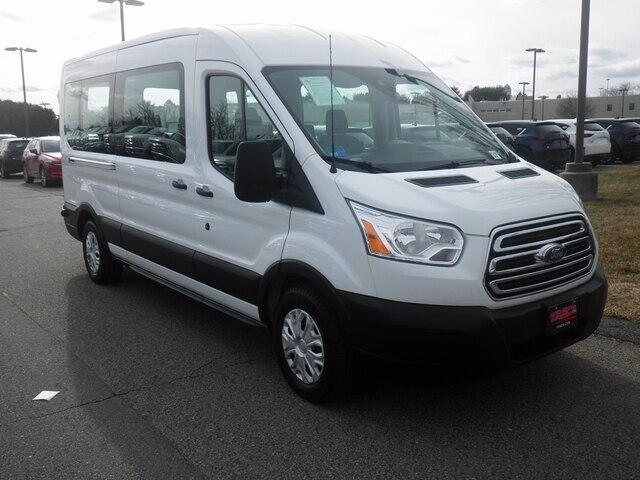 2019 Ford Transit 350 Med Roof RWD, Passenger Wagon #P1425 - photo 1