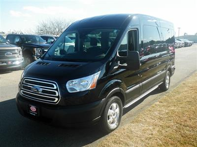 2019 Transit 350 Med Roof 4x2, Passenger Wagon #P1481 - photo 1