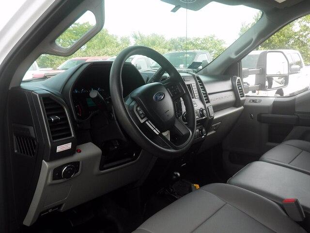 2018 Ford F-550 Regular Cab DRW 4x4, Rugby Landscape Dump #P1691 - photo 7