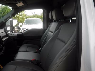 2018 Ford F-550 Regular Cab DRW 4x4, Rugby Landscape Dump #P1691 - photo 8