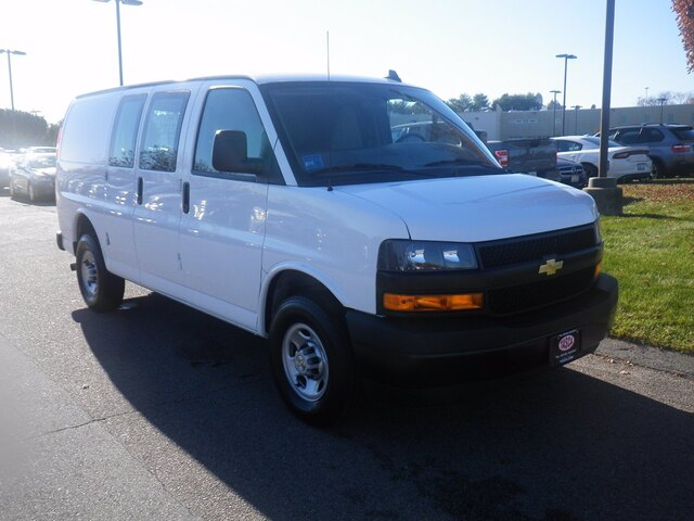 2020 Chevrolet Express 2500 4x2, Empty Cargo Van #P1788 - photo 1