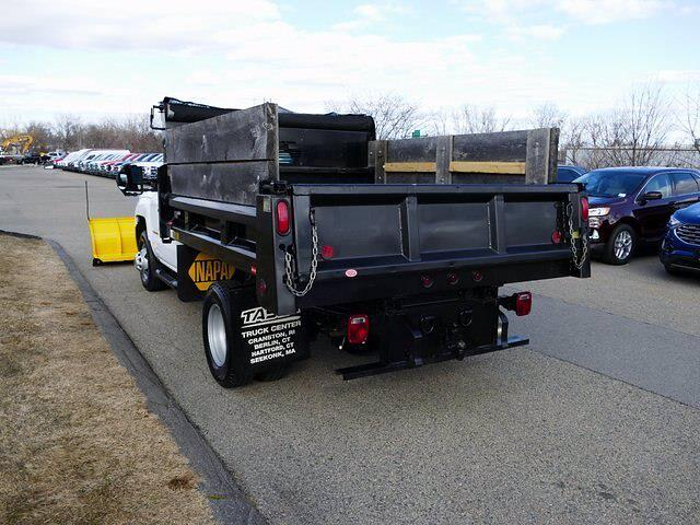 2015 Chevrolet Silverado 3500 Regular Cab 4x4, Dump Body #P1927 - photo 1
