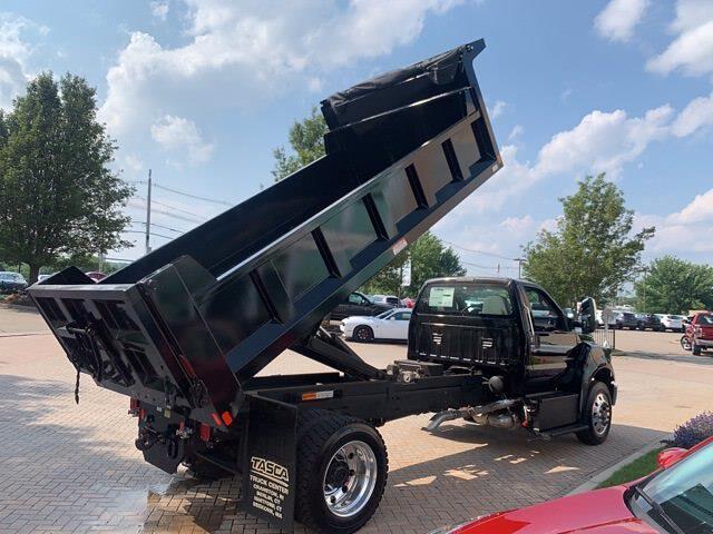 2019 F-750 Regular Cab DRW 4x2,  Dump Body #P2126 - photo 9
