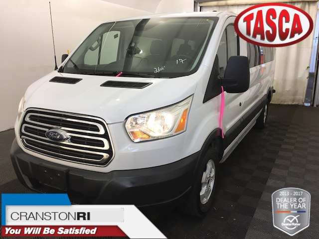 2017 Transit 350 Low Roof,  Passenger Wagon #P8719 - photo 1