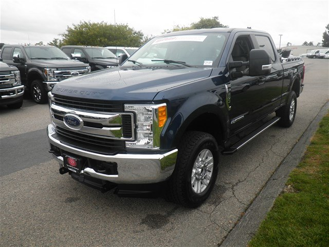 2017 F-250 Crew Cab 4x4,  Fisher Pickup #P9116 - photo 4