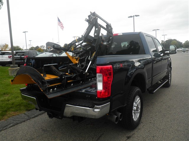 2017 F-250 Crew Cab 4x4,  Fisher Pickup #P9116 - photo 2