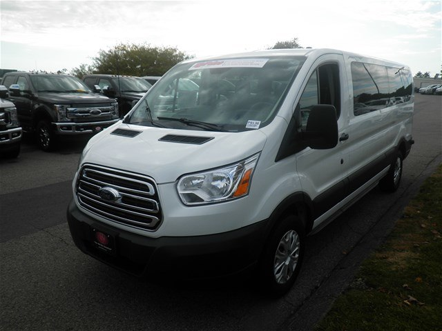 2017 Transit 350 Low Roof 4x2,  Passenger Wagon #P9136 - photo 4