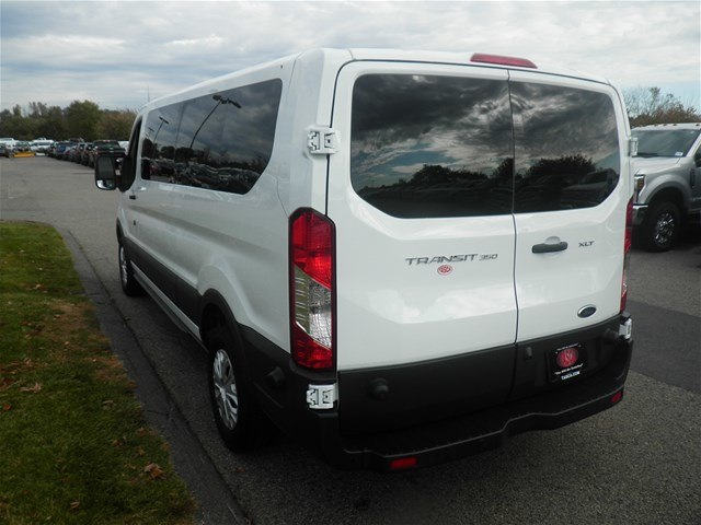 2017 Transit 350 Low Roof 4x2,  Passenger Wagon #P9136 - photo 5
