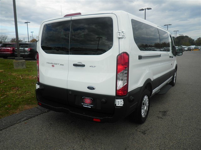 2017 Transit 350 Low Roof 4x2,  Passenger Wagon #P9136 - photo 2