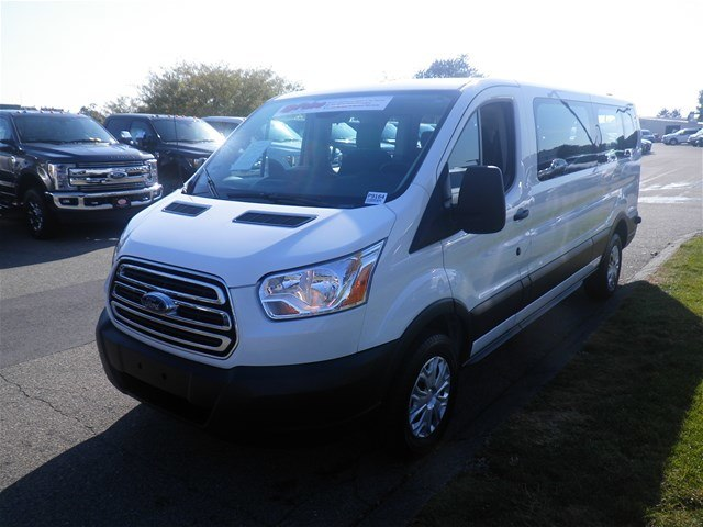 2018 Transit 350 Low Roof 4x2,  Passenger Wagon #P9164 - photo 4