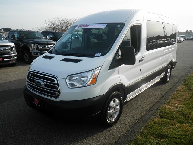 2018 Transit 350 Med Roof 4x2,  Passenger Wagon #P9171 - photo 4