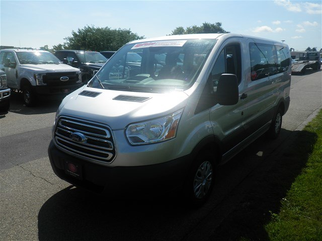 2017 Transit 150 Low Roof 4x2,  Passenger Wagon #PHP8619 - photo 4