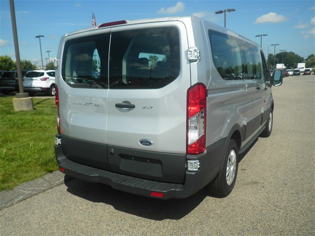 2017 Transit 150 Low Roof 4x2,  Passenger Wagon #PHP8619 - photo 2