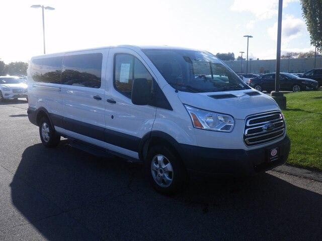 2018 Ford Transit 350 Low Roof RWD, Passenger Wagon #PSUU2897 - photo 1