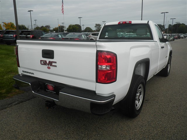 2017 Sierra 1500 Regular Cab 4x2,  Pickup #PU2456 - photo 2